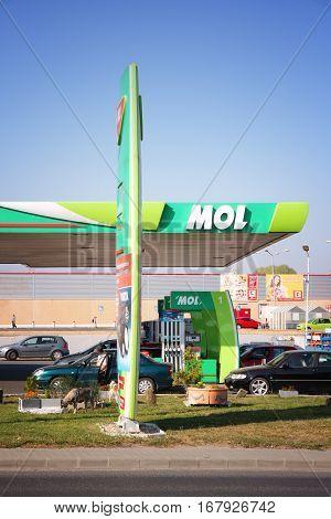 Mol Romania
