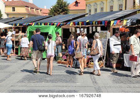 Sibiu Medieval Market