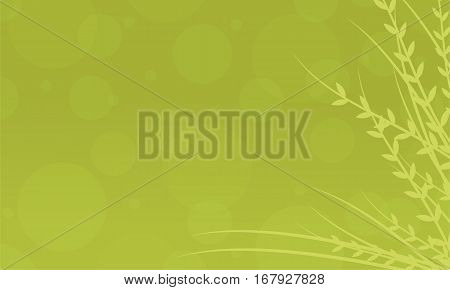 Spring background collection stock vector art illustration