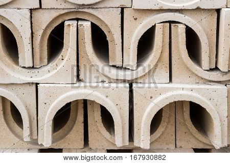 Polymer Concrete Drainage Tray On The Basis Of Construction