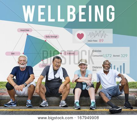 Wellbeing Health Balance Activity Healthcare