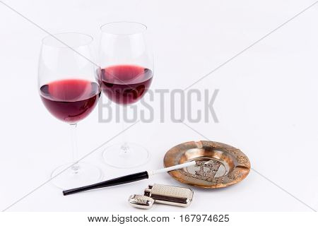 Drink And Smoke