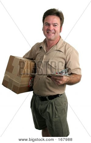 Making A Delivery