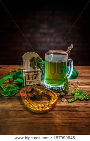 Happy St Patricks Day Concept