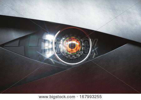Hazel Cyber Eye