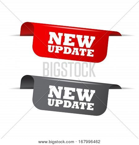 This is red and gray vector elements new update