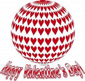 Happy Valentine's Day - orb Valentine's Day gift