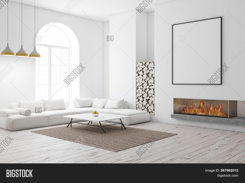 Corner Modern Living Image Photo Free Trial Bigstock