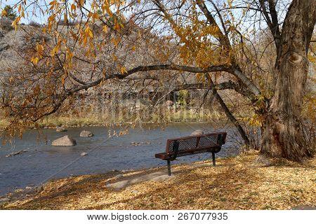 The Last Bit Of Fall In Durango, Co