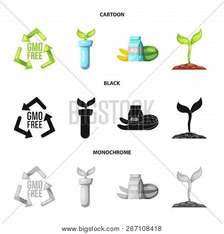 Vector Illustration Of  And  Icon. Set Of  And  Vector Icon For Stock.
