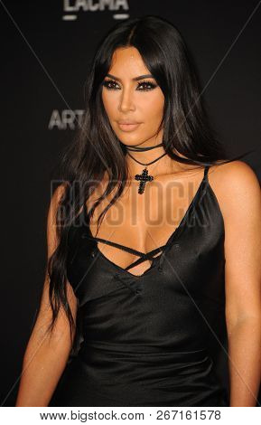Kim Kardashian at the 2018 LACMA Art + Film Gala held at the LACMA in Los Angeles, USA on November 3, 2018.