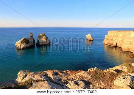 Salento Sunset Light