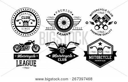 Premium Motorcycle Vector Photo Free Trial Bigstock