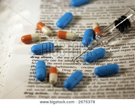 Drug Abuse Syrnge