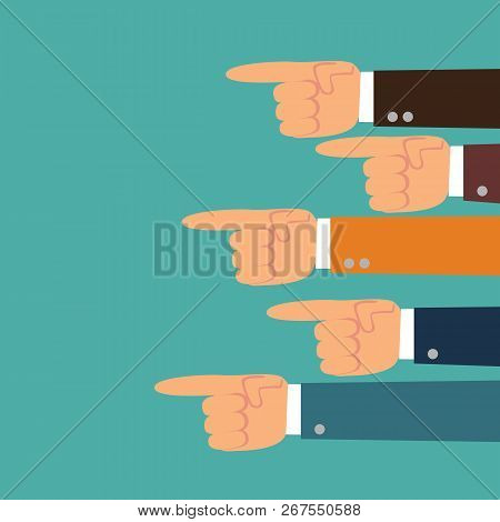 pointing hands hand vector photo free trial bigstock bigstock