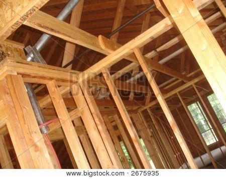 Frame Wood Construction