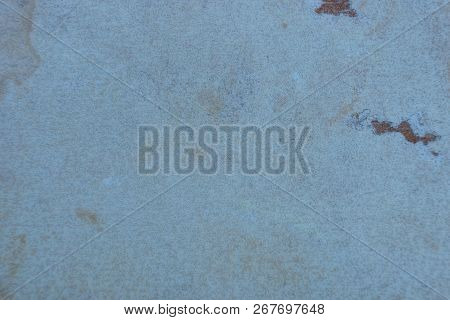 Gray Brown Cardboard Background From Old Book Cover