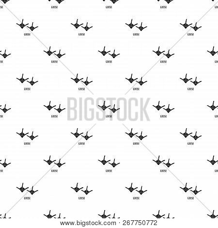 Goose Step Pattern Seamless Repeat Geometric For Any Web Design
