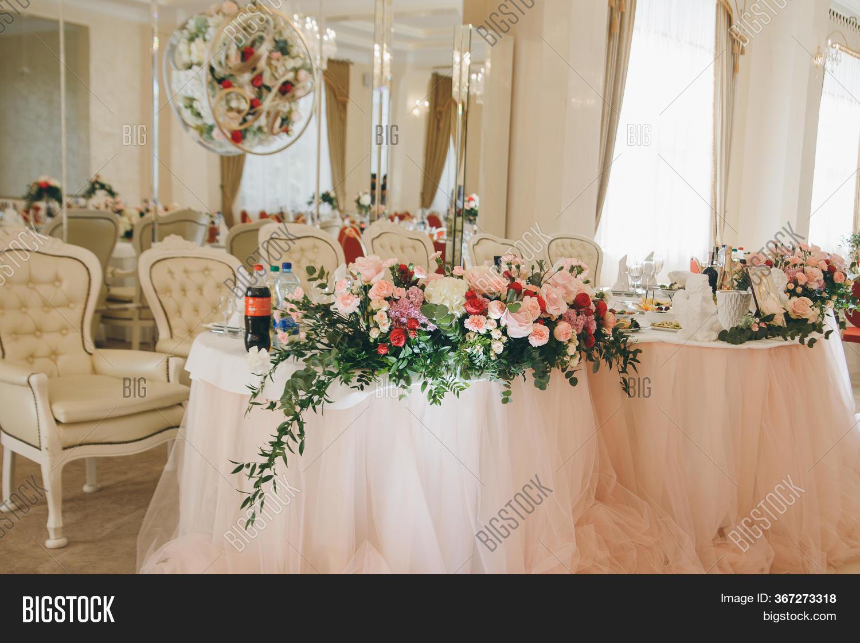 Elegant Dinner Table Image Photo Free Trial Bigstock