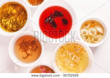 unique kinds of tea