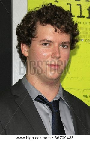LOS ANGELES - SEP 10:  Cory Scarborough arrives at