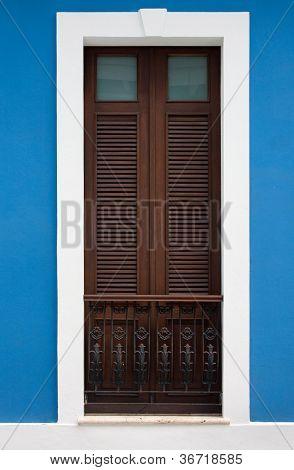 San Juan Doorway