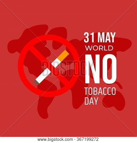 Design For World No Tobacco Day. Protecting Youth From Industry Manipulation And Preventing Them Fro