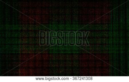 Dark Red Green Gray Textured Quadratic Shapes Illustration Background Concept Picture