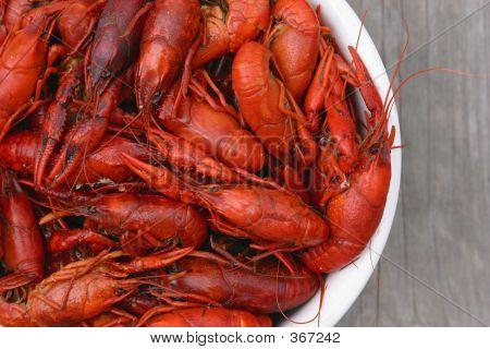 Hot Boiled Crawfish