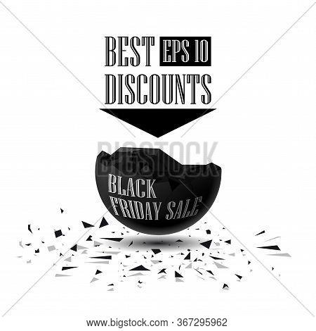 Sphere Destroyed 3d Best Discounts, Black Friday Sale
