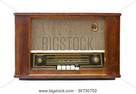 Antique Radio Transistor