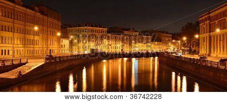 Saint Petersburg, Griboedov Channel
