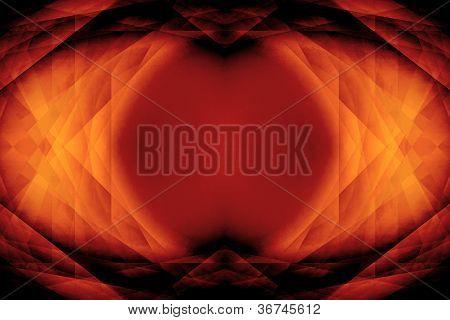 Gothic Science Fiction Eye Background
