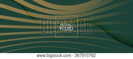 Army Landing Page Design. 3d Fluid Lines Pattern. Wave Business Movement. Camouflage Gradient Templa