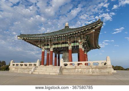 Korean Friendship Bell, Angels Gate Perk, San Pedro