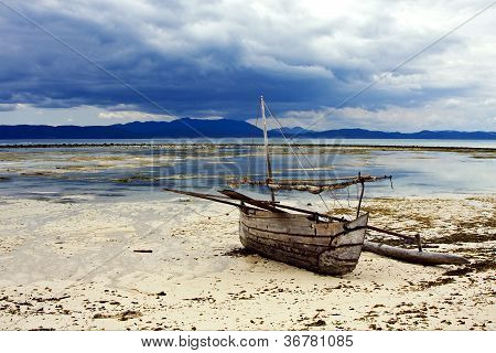 Madagascar Boat