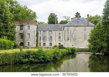 Milly-la-foret - Castle