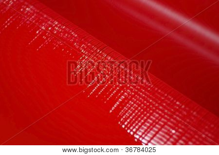 Surface of Printing Ink