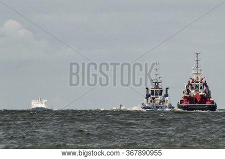 Sea Traffic