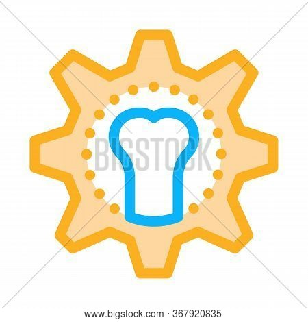 Joint Restoration Icon Vector. Joint Restoration Sign. Color Symbol Illustration