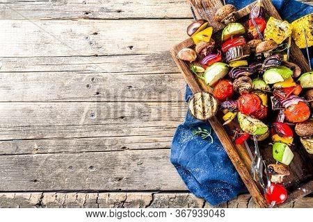 Vegetable Diet Kebabs