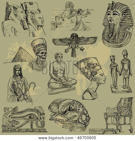 Ancient Egypt - Pictures of Life
