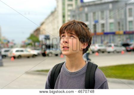 Preocupado City Boy