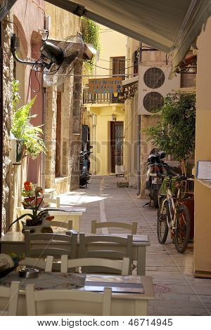 Tavern in Rethymno