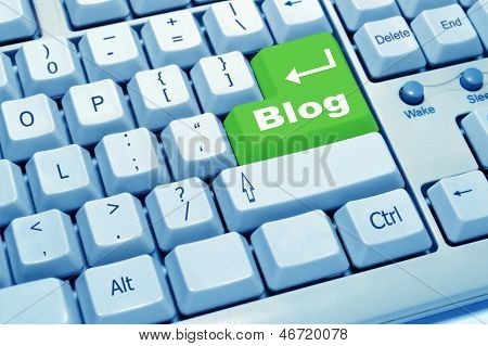 Green Button Blog