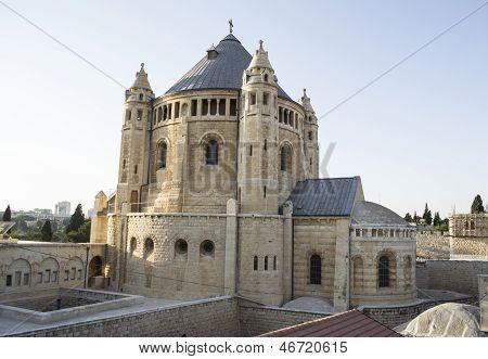 Hagia Maria Sion