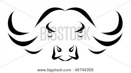 Buffalo Emblem
