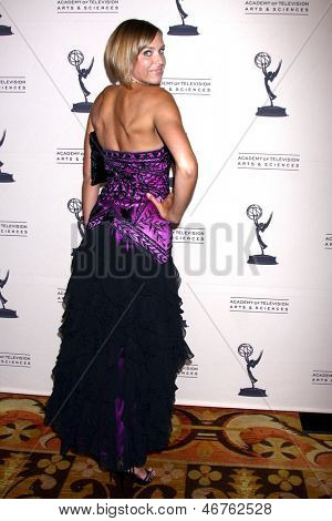 LOS ANGELES - JUN 13:  Arianne Zucker arrives at the Daytime Emmy Nominees Reception presented by ATAS at the Montage Beverly Hills on June 13, 2013 in Beverly Hills, CA