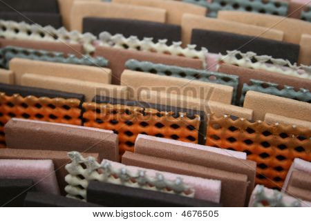 Ecological Rubber Texture