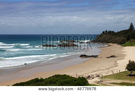 Town Beach - Port Macquarie - Nsw Australia